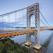 Постер, плакат: George Washington Bridge New York