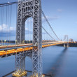 ������, ������: George Washington Bridge New York