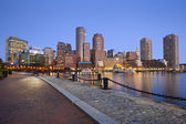 Boston Skyline. — Stock Photo