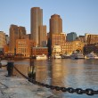 City of Boston. — Stock Photo #12890386