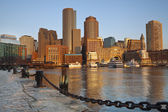 City of Boston. — Stock Photo