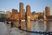 City of Boston. — Stock Photo