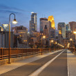 Minneapolis. — Stock Photo