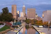 Indianapolis. — Stock Photo