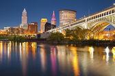 Cleveland — Stock Photo