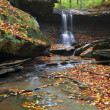 Blue Hen Falls. — Stock Photo