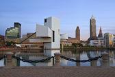 Cleveland. — Stock Photo