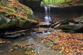 Blue Hen Falls. — Stock Photo