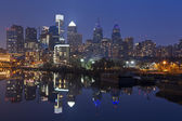 Philadelphia Skyline. — Stock Photo