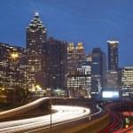 Atlanta. — Stock Photo
