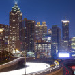 Atlanta. — Stock Photo