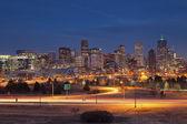Denver Skyline. — Stock Photo