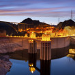 Stock Photo: Hoover Dam.
