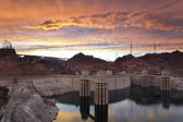 Hoover Dam. — Stock Photo