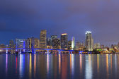 City of Miami. — Stock Photo