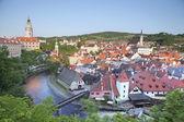Cesky Kromlov, Czech Republic. — Stock Photo