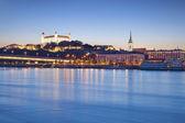 Bratislava, Slovakia. — Stock Photo
