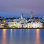 Reykjavik, Island — Stockfoto #30738831