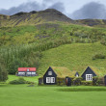 Iceland. — Stock Photo
