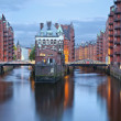 Stock Photo: Hamburg, Germany.