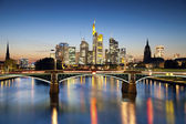 Frankfurt am Main. — Stock Photo