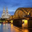 Cologne, Germany. — Lizenzfreies Foto