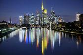 Frankfurt am Main. — Stock Photo