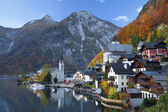 Hallstatt, Austria. — Stock Photo