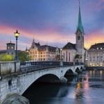 Zurich. — Stock Photo #34246299