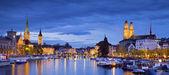 Zurich. — Stock Photo