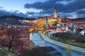 Cesky Kromlov, Czech Republic. — Stock Photo