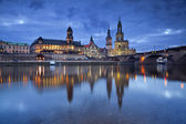 Dresden. — Stock Photo