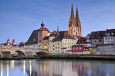 Regensburg. — Stock Photo