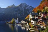 Hallstatt, Austria. — Stock Photo