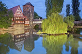 Nuremberg, Germany. — Stock Photo