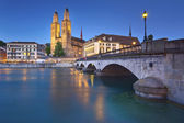 Zurich. — Stock Photo