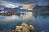 Lofoten Islands. — Stock Photo