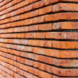 Perspective Brick wall — Stock Photo #32576685