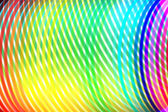 Spectrum curve lines colorful background — Stock Photo