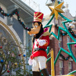GOOFY - DEC 31: Celebrate Christmas New Year Festival on December 31, 2012 in Disneyland, Hong Kong — Stock Photo