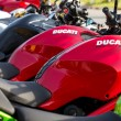 Постер, плакат: Closeup of Ducati Monster