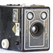 Vintage Box Brownie Camera — Stok Fotoğraf #12556055