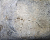 Cracked scorched rock — Stock Photo
