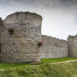 Portchester Castle, Portsmouth, England — Stock Photo
