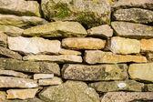 Cotswold Drystone Wall — Stock Photo