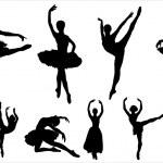 Ballet — Stock Vector #18411767