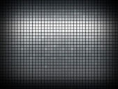 Abstrakte metallisch bunten mosaik — Stockvektor