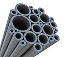 Industrial background with tubes — ストック写真
