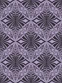 Seamless dark vintage purple vector pattern. — Stock Vector