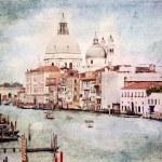 Venice. Vintage style photo. — Stock Photo